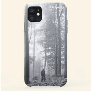 Folklore in the trees iphone 11 case